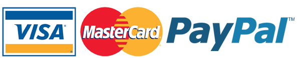 Visa Mastercard PayPal خدمات پرداخت